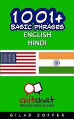 1001+ Basic Phrases English - Hindi