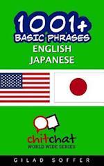 1001+ Basic Phrases English - Japanese