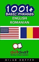 1001+ Basic Phrases English - Romanian