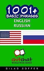 1001+ Basic Phrases English - Russian
