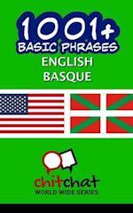 1001+ Basic Phrases English - Basque