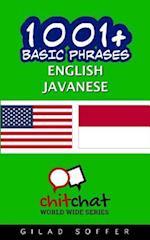 1001+ Basic Phrases English - Javanese