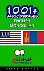 1001+ Basic Phrases English - Mongolian