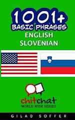 1001+ Basic Phrases English - Slovenian