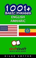 1001+ Basic Phrases English - Amharic