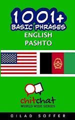 1001+ Basic Phrases English - Pashto