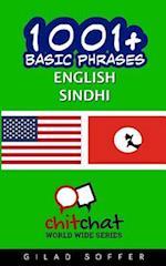 1001+ Basic Phrases English - Sindhi