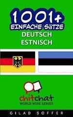 1001+ Einfache Satze Deutsch - Estnisch