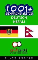 1001+ Einfache Satze Deutsch - Nepali