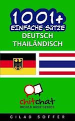 1001+ Einfache Satze Deutsch - Thailandisch