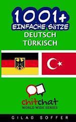 1001+ Einfache Satze Deutsch - Turkisch