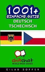 1001+ Einfache Satze Deutsch - Tschechisch
