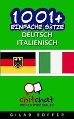 1001+ Einfache Satze Deutsch - Italienisch