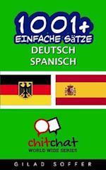 1001+ Einfache Satze Deutsch - Spanisch