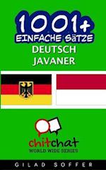1001+ Einfache Satze Deutsch - Javaner
