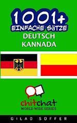 1001+ Einfache Satze Deutsch - Kannada