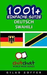 1001+ Einfache Satze Deutsch - Swahili