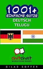 1001+ Einfache Satze Deutsch - Telugu
