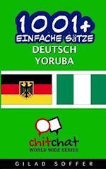 1001+ Einfache Satze Deutsch - Yoruba