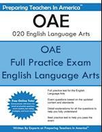 Oae 020 English Language Art