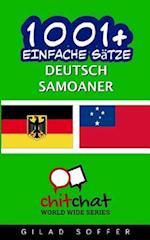 1001+ Einfache Satze Deutsch - Samoaner