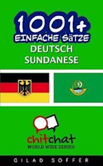 1001+ Einfache Satze Deutsch - Sundanese