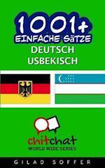 1001+ Einfache Satze Deutsch - Usbekisch
