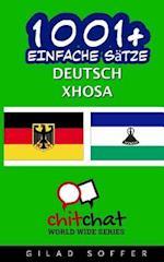 1001+ Einfache Satze Deutsch - Xhosa