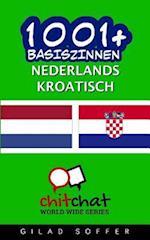 1001+ Basiszinnen Nederlands - Kroatisch