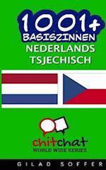 1001+ Basiszinnen Nederlands - Tsjechisch