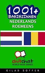 1001+ Basiszinnen Nederlands - Roemeens