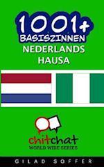 1001+ Basiszinnen Nederlands - Hausa