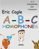 ABC Homophones and Homonyms