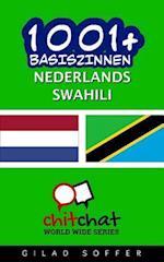 1001+ Basiszinnen Nederlands - Swahili