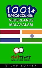 1001+ Basiszinnen Nederlands - Malayalam