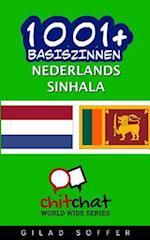 1001+ Basiszinnen Nederlands - Sinhala