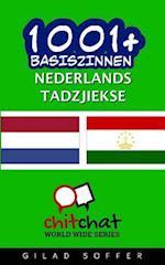 1001+ Basiszinnen Nederlands - Tadzjiekse
