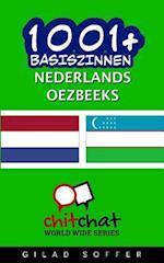 1001+ Basiszinnen Nederlands - Oezbeeks