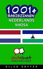 1001+ Basiszinnen Nederlands - Xhosa