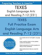 Texes English Language Arts and Reading 7-12 (231)