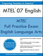 Mtel 07 English