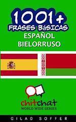 1001+ Frases Basicas Espanol - Bielorruso