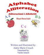 Alphabet Alliteration Bilingual Albanian English