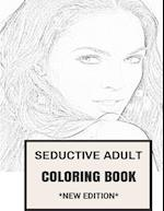 Seductive Adult Coloring Book
