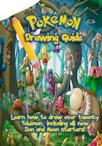 Pokemon Drawing Guide