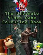 The Ultimate Video Game Colouring Book