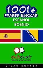 1001+ Frases Basicas Espanol - Bosnio