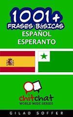 1001+ Frases Basicas Espanol - Esperanto