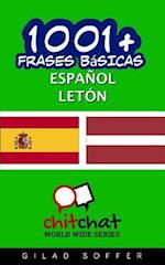 1001+ Frases Basicas Espanol - Leton