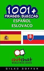 1001+ Frases Basicas Espanol - Eslovaco